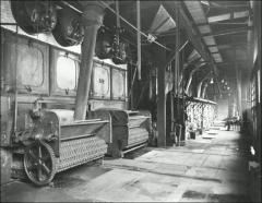 Thumbnail of McCracken Power Plant, The Ohio State University: Interior view of boiler room
