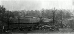 Thumbnail of Ohio Field and Ohio Field Buildings, The Ohio State University: View from Armory, ca. 1909