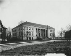 Thumbnail of Page Hall, The Ohio State University: Exterior view, 1903