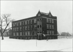 Thumbnail of Starling Loving Hall, The Ohio State University: Exterior view, 1917