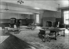 Thumbnail of Pomerene Hall, The Ohio State University: Interior view, 1927