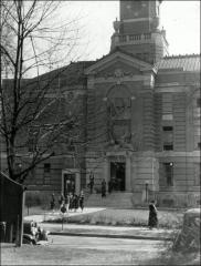 Thumbnail of Ramseyer Hall, The Ohio State University: Exterior view