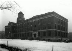 Thumbnail of Ramseyer Hall, The Ohio State University: Exterior view, 1935