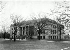 Thumbnail of Page Hall, The Ohio State University: Exterior view, 1914
