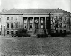 Thumbnail of Page Hall, The Ohio State University: Exterior view