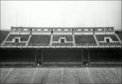 Thumbnail of Ohio Stadium, The Ohio State University: Interior view of tiered seating, 1929