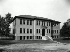 Thumbnail of Neil-17th Building, The Ohio State University: Exterior view, 1908