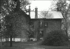 Thumbnail of Knight House (Faculty Residence No. 2), The Ohio State University: Exterior view, 1908