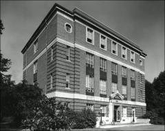 Thumbnail of Stillman Hall, The Ohio State University: Exterior view