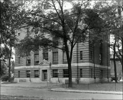 Thumbnail of Stillman Hall, The Ohio State University: Exterior view, 1938
