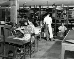 Thumbnail of Thompson Memorial Library, The Ohio State University: Bindery