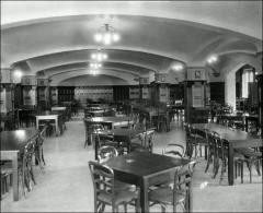 Thumbnail of Pomerene Hall, The Ohio State University: Interior view of Refectory