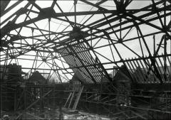 Thumbnail of Pomerene Hall, The Ohio State University: Construction view, 1921