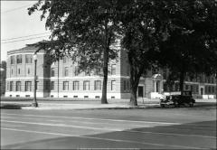 Thumbnail of Ramseyer Hall, The Ohio State University: Exterior view, 1931