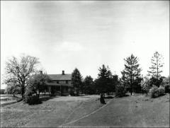 Thumbnail of Farm House No. 1 (Crowner House), The Ohio State University: Exterior view, 1906