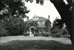 Thumbnail of Steeb House (second location), The Ohio State University: Exterior view