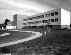 Thumbnail of Dodd Hall, The Ohio State University: Exterior view, 1962