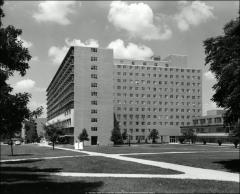 Thumbnail of University Hospital, The Ohio State University: Exterior view