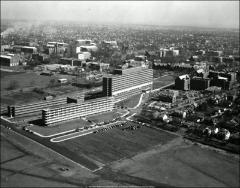 Thumbnail of University Hospital, The Ohio State University: Aerial view