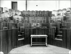 Thumbnail of Neil-17th Building, The Ohio State University: Interior view, 1906