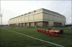 Thumbnail of Woody Hayes Athletic Center, The Ohio State University: Exterior view