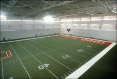 Thumbnail of Woody Hayes Athletic Center: Interior, The Ohio State University, 1987