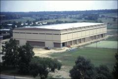 Thumbnail of Woody Hayes Athletic Center, Exterior, The Ohio State University, 1987