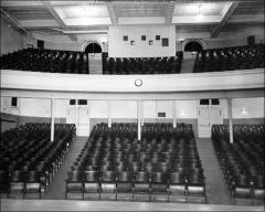Thumbnail of University Hall (demolished), The Ohio State University: View of auditorium