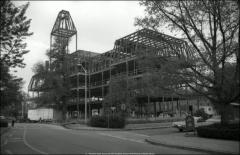 Thumbnail of University Hall (new), The Ohio State University: Construction view