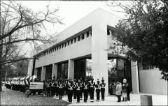 Thumbnail of Weigel Hall, The Ohio State University: Exterior view
