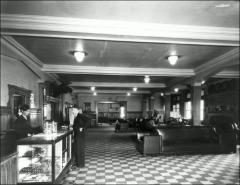 Thumbnail of Student Services Building (Enarson Hall), The Ohio State University: Interior view