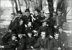 Thumbnail of The Ohio State University: Residents, 1886