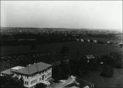 Thumbnail of Neil-17th Building, The Ohio State University: Aerial view, 1904