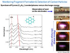 Thumbnail of LABORATORY STUDIES OF THE FORMATION OF INTERSTELLAR DUST FROM MOLECULAR PRECURSORS