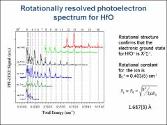 Thumbnail of IONIZATION ENERGY MEASUREMENTS AND SPECTROSCOPY OF HfO AND HfO$^+$