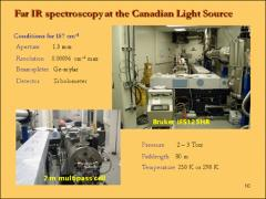 Thumbnail of HIGH RESOLUTION INVESTIGATION OF SILACYCLOBUTANE USING FTMW AND SYNCHROTRON BASED FTIR SPECTROSCOPY