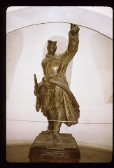 Thumbnail of Statue of a Serbian soldier