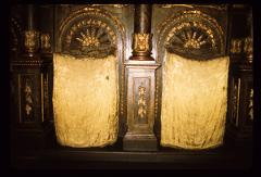Thumbnail of King and Queen seats in Cathedral church
