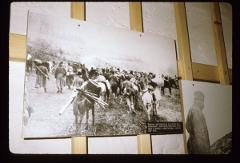 Thumbnail of Serbian artillery withdrawing from its positions, November, 1914