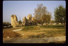 Thumbnail of Smederevo Fortress -- Tower ruins