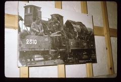 Thumbnail of Serbian soldiers in railroad cars, November, 1914