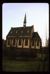 Thumbnail of Adjoining church
