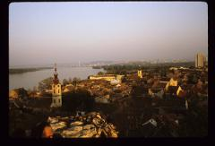 Thumbnail of View of Zemun from the hill