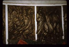 Thumbnail of Bronze bas-relief