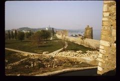 Thumbnail of Interior and walls