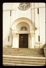 Thumbnail of Entrance to St. Dimitrius Church