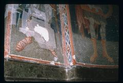 Thumbnail of Detail of mosaics in an unidentified church