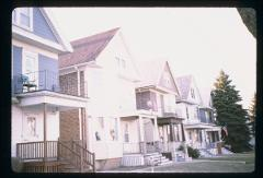 Thumbnail of Houses near St. John Kanty church, Milwaukee