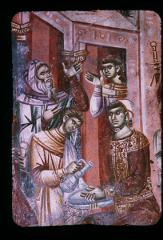 Thumbnail of Pilate washes his hands (Pilat pore ruke)