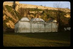 Thumbnail of Fortress walls above -- National Museum and Monuments Offices